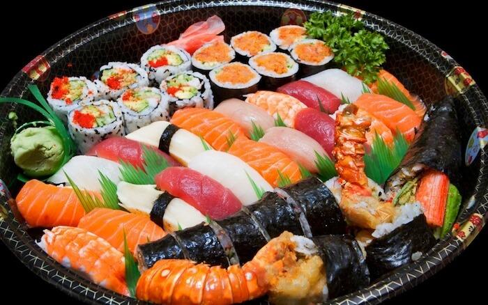 sushi-variety
